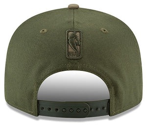 New Era Rifle Green Tonal Choice Snapback