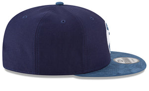 New Era Navy Tonal Choice Snapback