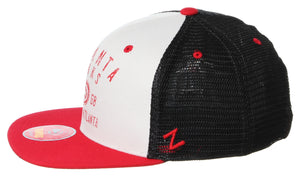 Atlanta Hawks Color Block Snapback