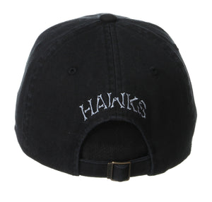 Hawks Skeleton Dad Hat