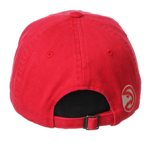 Hawks Leather Patch Dad Hat