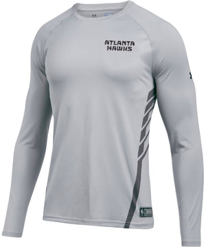 Under Armour Pinnacle Combine Long Sleeve Shooting Shirt