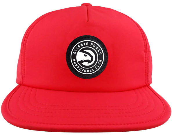 Mitchell & Ness Red Soft Air Snapback