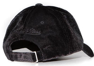 Mitchell & Ness Velour Slouch Strapback