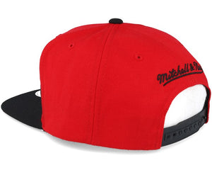 Mitchell & Ness Full Primary Between The Lines Snapback