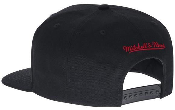 Mitchell & Ness Full Primary Easy Three Digital XL Snapback