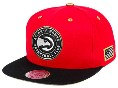 Mitchell & Ness Gold Tip Full Primary Torch Snapback