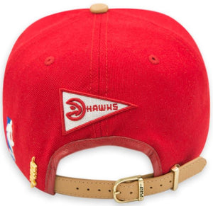Pro Standard Torch Old English Leather Bill Strapback