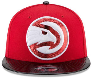 New Era Torch Shiny Trim Snapback