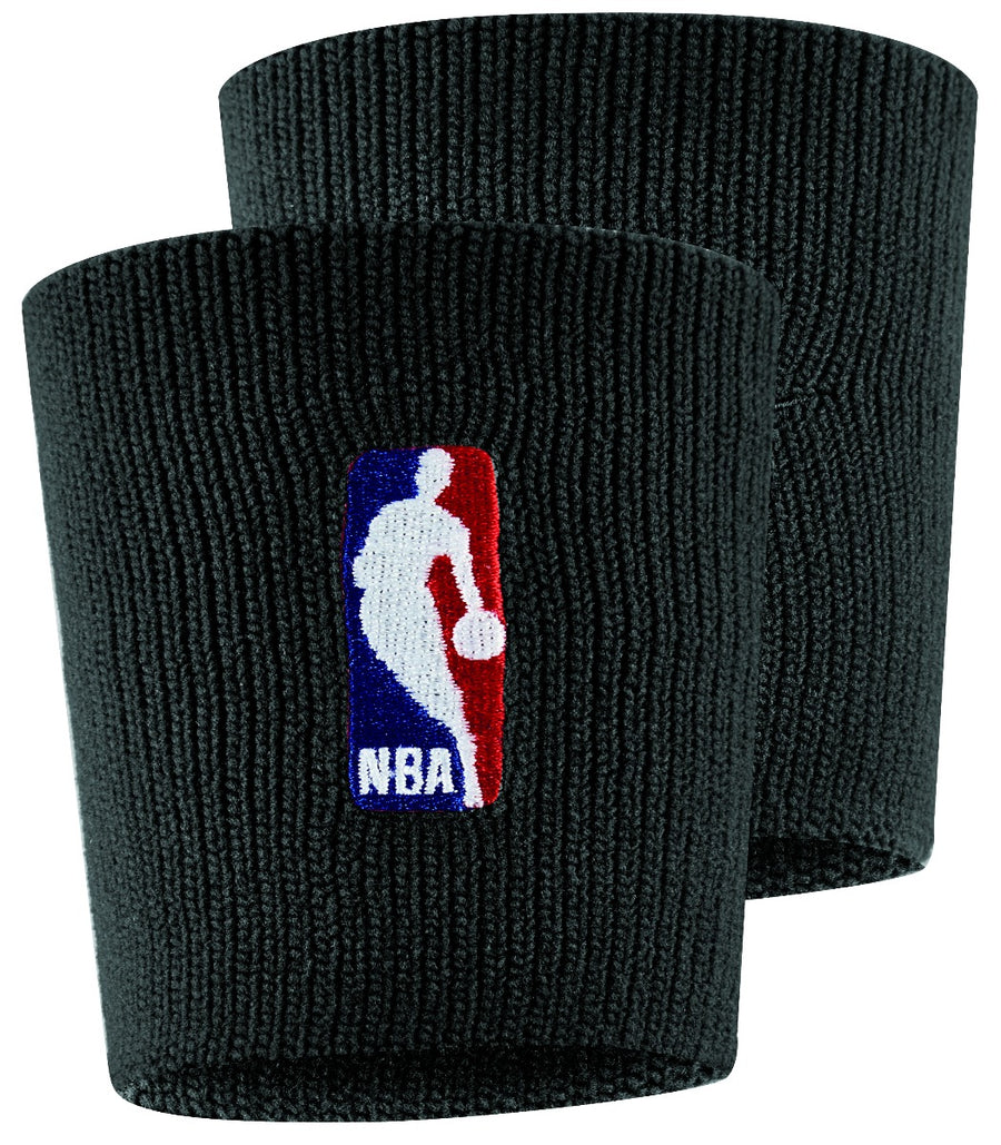 Nike Black NBA Wristband Set