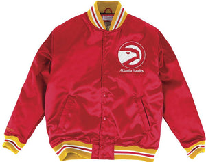 Mitchell & Ness Retro Satin Jacket