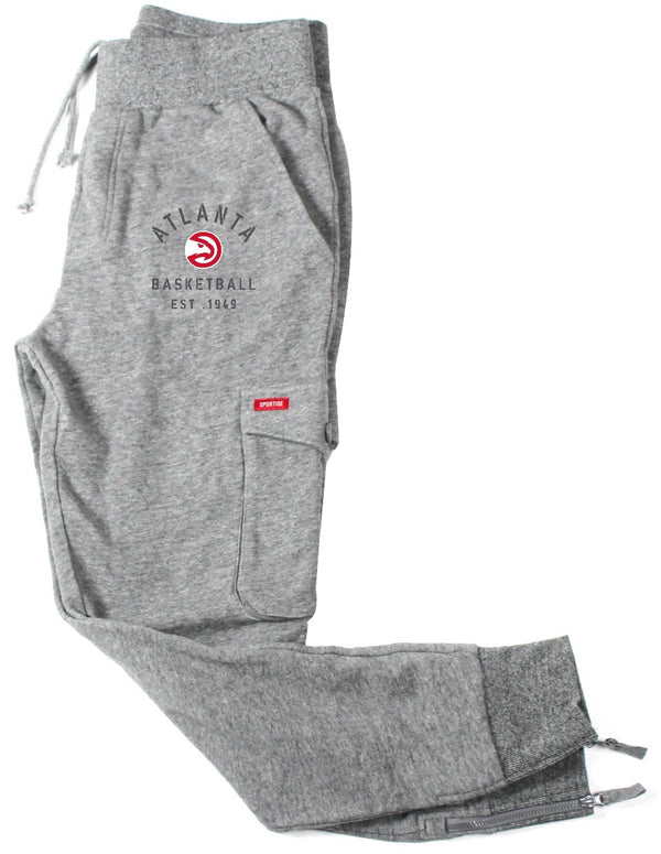 Sportiqe Established Triblend Cargo Sweatpants