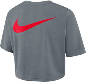 Women's Nike Primary Mesh Crop Top