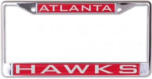 Wordmark Inlaid License Plate Frame