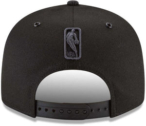 New Era 950 On Court Black Reflective Bill Snapback