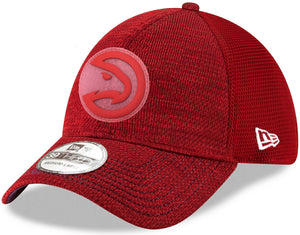 New Era On Court Collection Primary Torch Mesh Flexfit