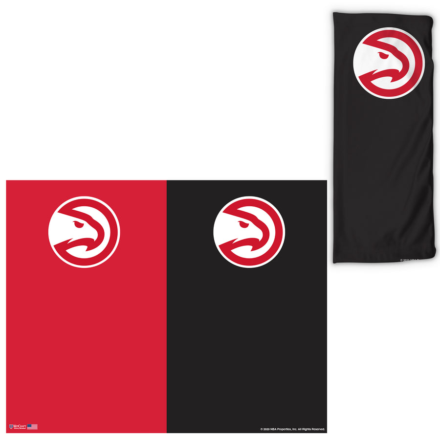 Hawks Reversible Fan Face Wrap