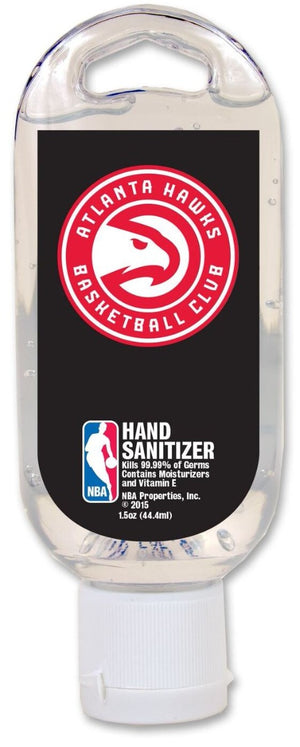 Full Primary Key Chain Hand Sanitizer