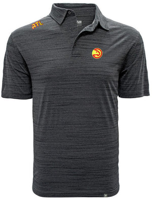 Levelwear Primary GA Granite Sway Polo