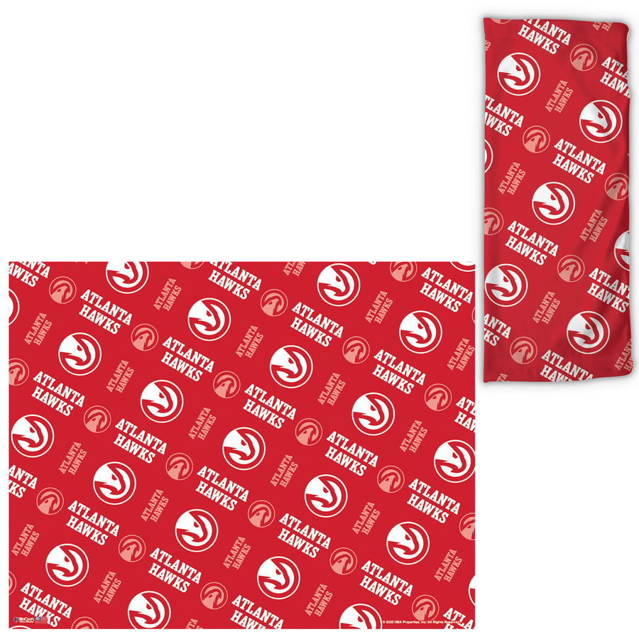 Hawks Repeat Evo Fan Face Wrap