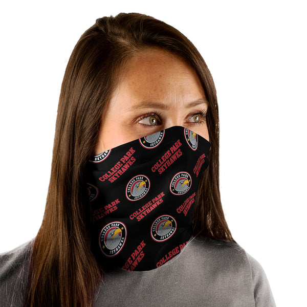 Skyhawks Fan Face Wrap