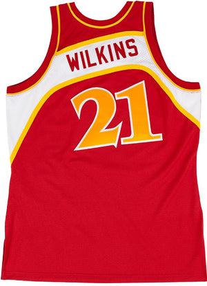 Wilkins '86-'87 Swingman