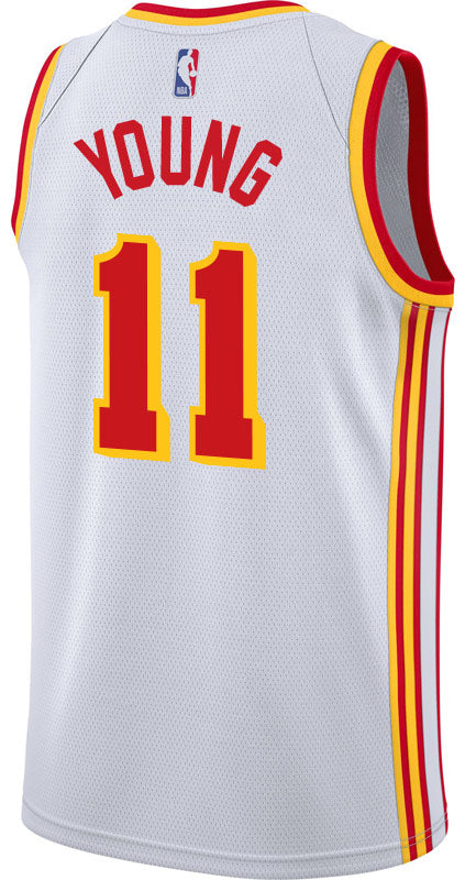 Youth Young Nike Association Edition Swingman Jersey