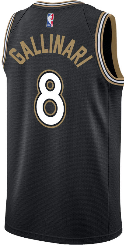 Gallinari Nike MLK City Edition Swingman Jersey