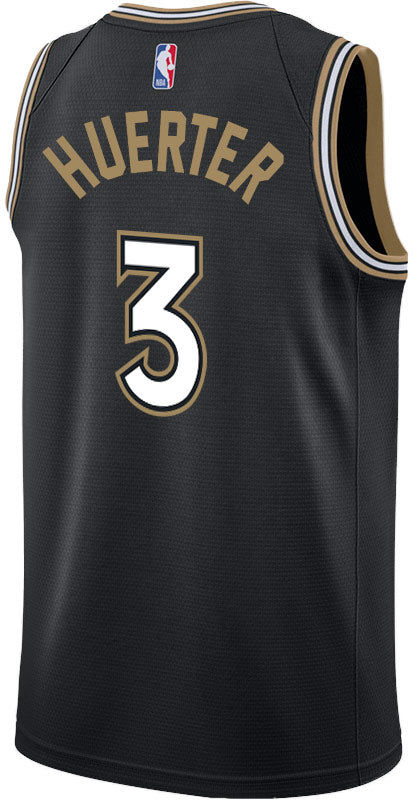 Huerter Nike MLK City Edition Swingman Jersey
