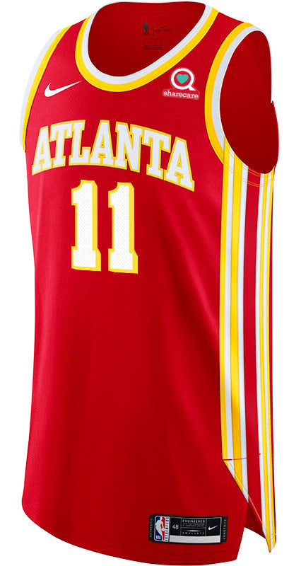 Young Nike Icon Edition Authentic Jersey