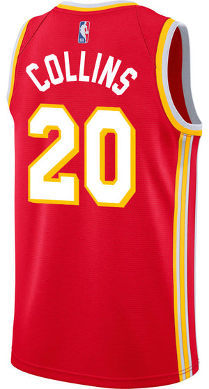 Youth Collins Nike Icon Edition Swingman Jersey