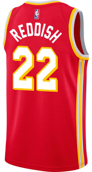 Reddish Nike Icon Edition Swingman Jersey