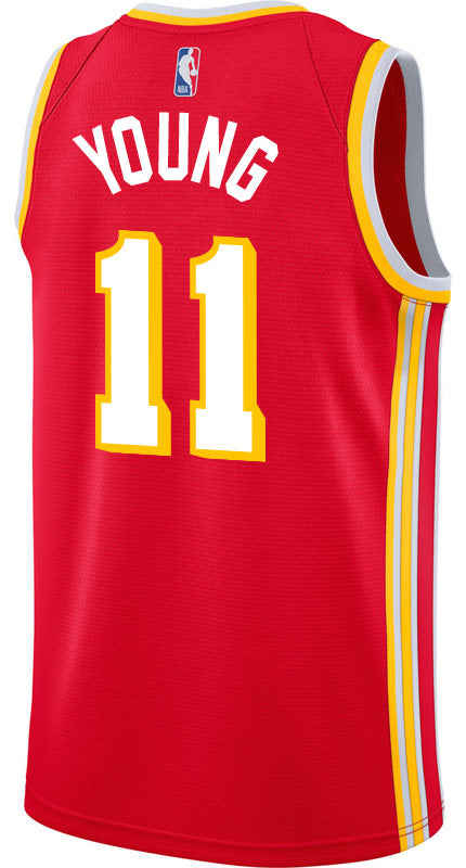Young Nike Icon Edition Swingman Jersey