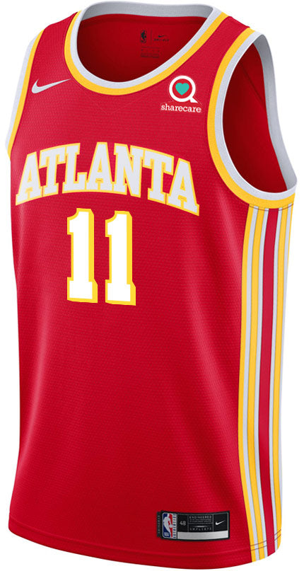 Youth Young Nike Icon Edition Swingman Jersey