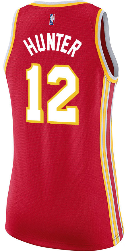 Women's Hunter Nike Icon Edition Swingman Jersey