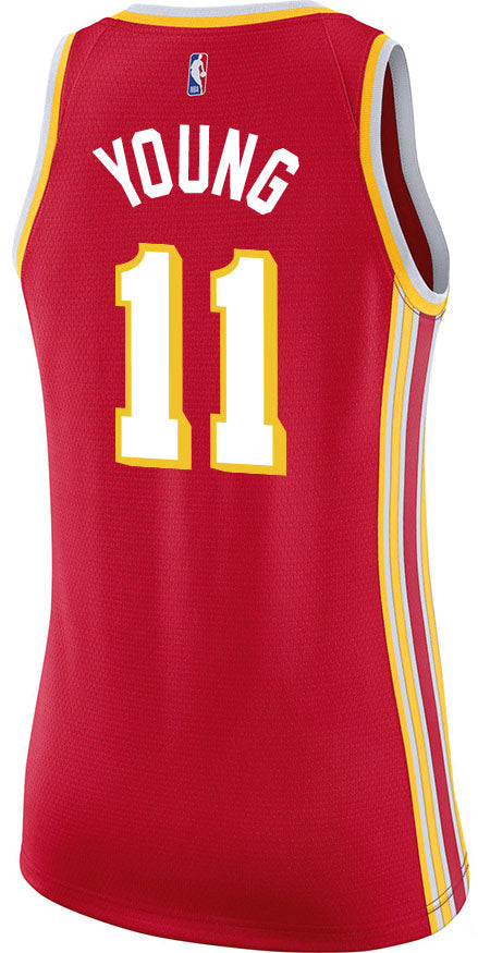 Women's Young Nike Icon Edition Swingman Jersey