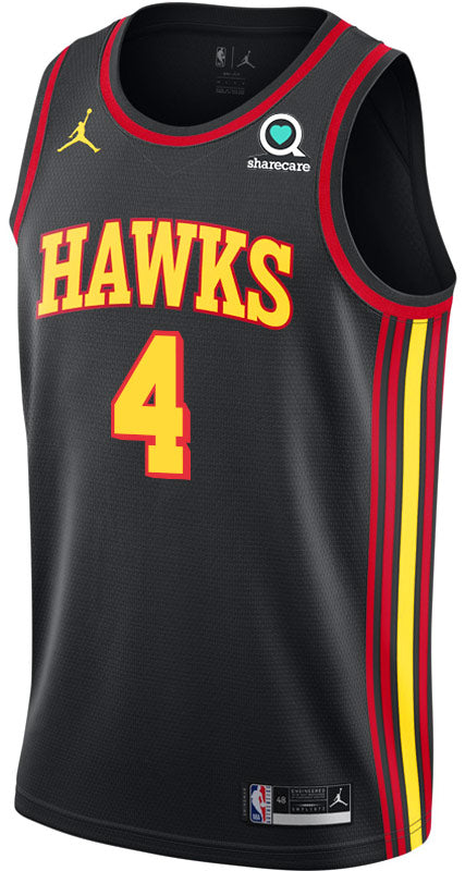 Mays Jordan Brand Statement Edition Swingman Jersey