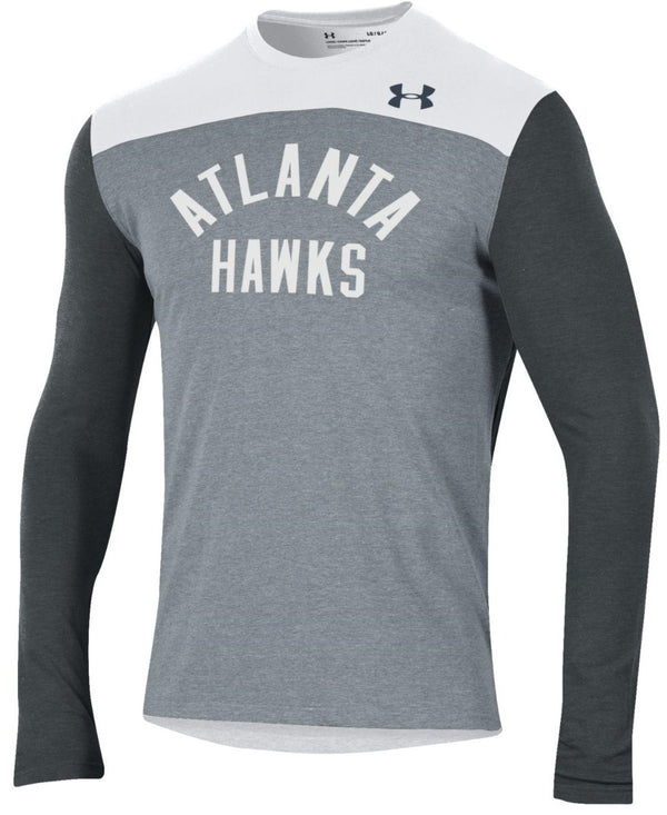Under Armour Freestyle Block Long Sleeve Tee