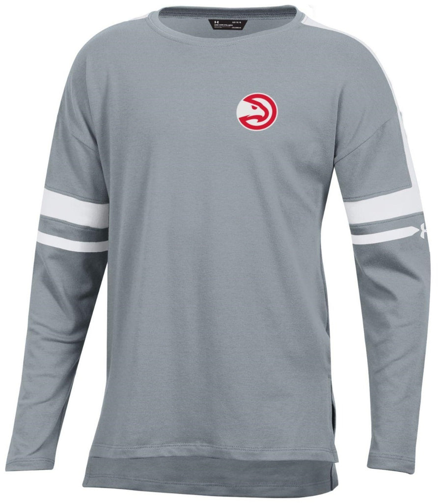 Girls Under Armour Freestyle Long Sleeve Tee