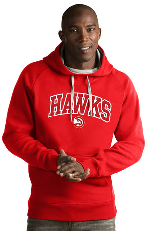 Antigua Red Victory Hoody