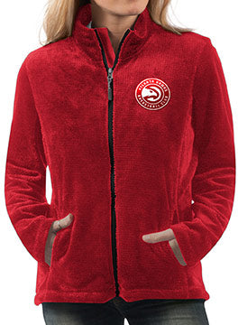 Women's GIII Red Goal Line Jacket
