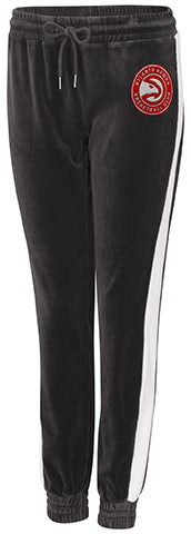 Women's GIII Long Stride Velour Jogger