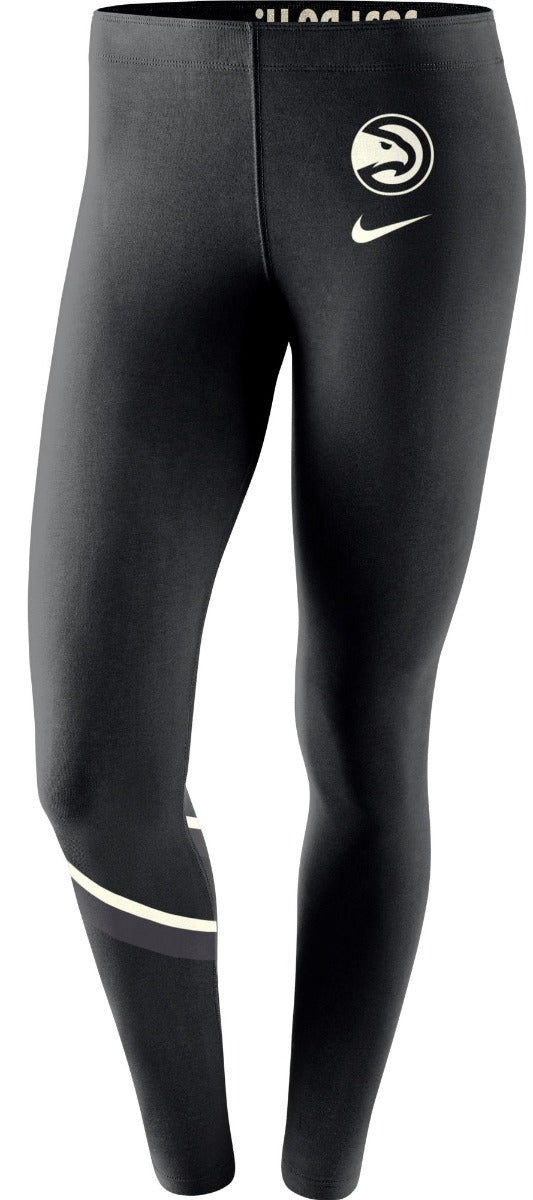Ladies Nike Primary Stripe Leg-A-See Leggings