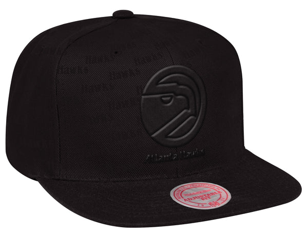 Mitchell & Ness Dark Partial Primary Repeater Snapback