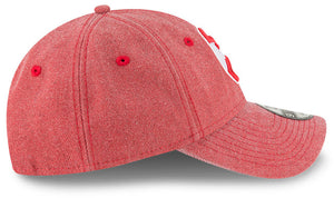 New Era 920 Red Rugged Heather Adjustable