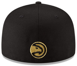 New Era 5950 Gold Stated Fitted