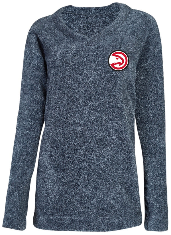 Women's Concepts Sport Trifecta Crew Fleece