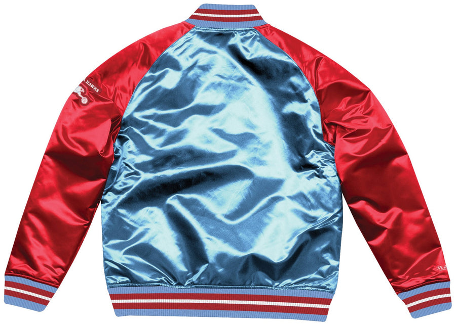 Mitchell & Ness Hardwood Classics Satin Jacket