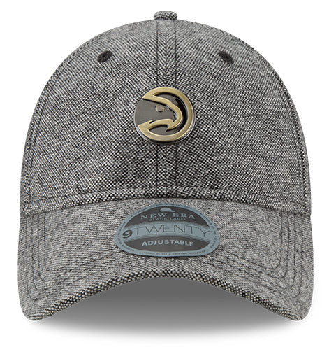 New Era 920 Grey Tweed Adjustable