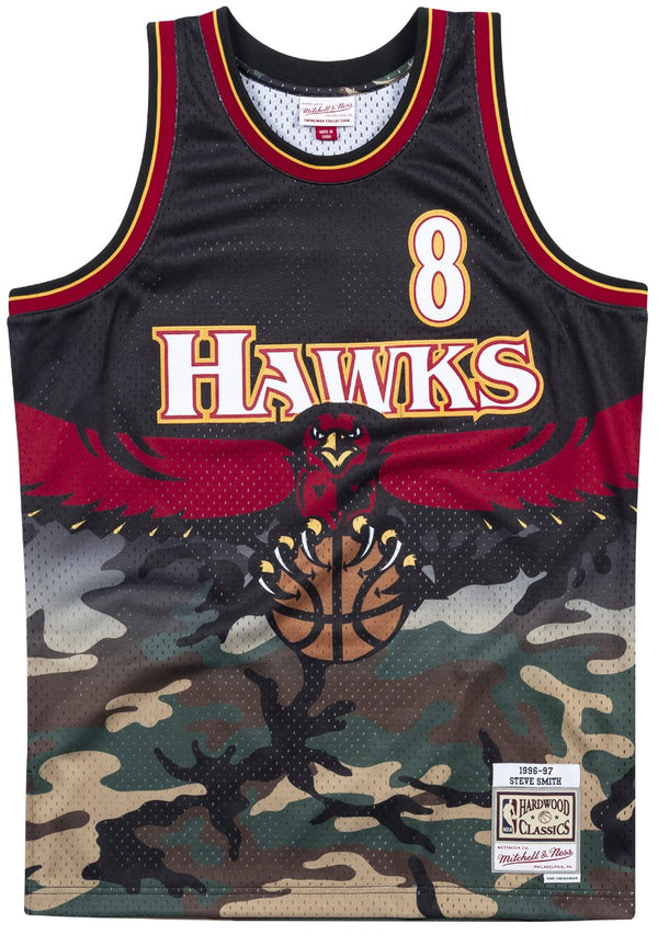 Mitchell & Ness Smith Camo '96-'97 Swingman